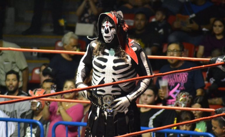 Muere el luchador La Parka