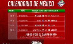 Quedó definido el rol de juegos de la Serie del Caribe 2019