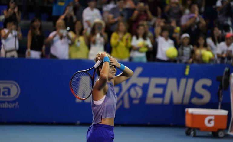 México regresa al mapa del tenis gracias a Zarazua
