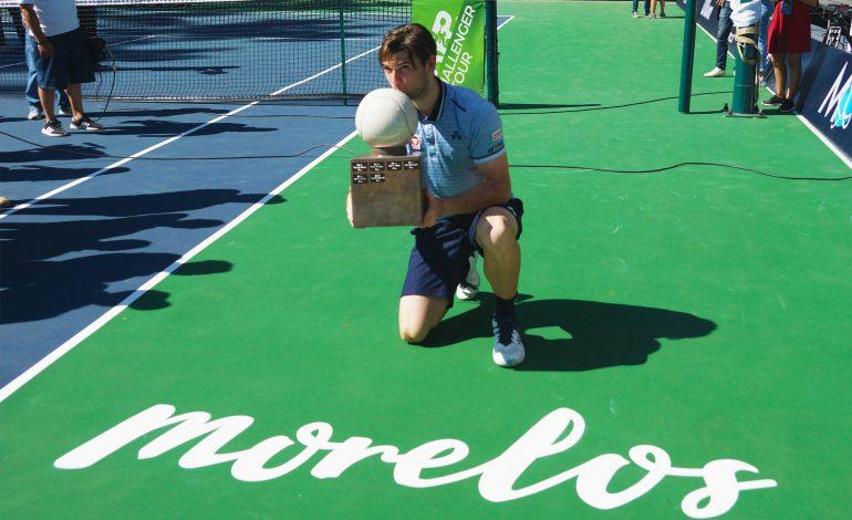 Rodionov se lleva la séptima edición del Morelos Open