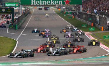 Suspenden Gran Premio de China de F1 por coronavirus