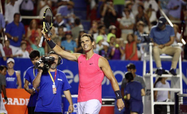 La ATP anuncia el calendario actualizado del primer trimestre del tour