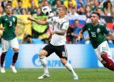 Toni Kroos hizo enfurecer a los aficionados mexicanos en Twitter