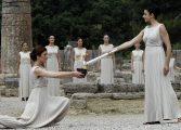 Grecia piensa en un plan B para ceremonia llama olímpica