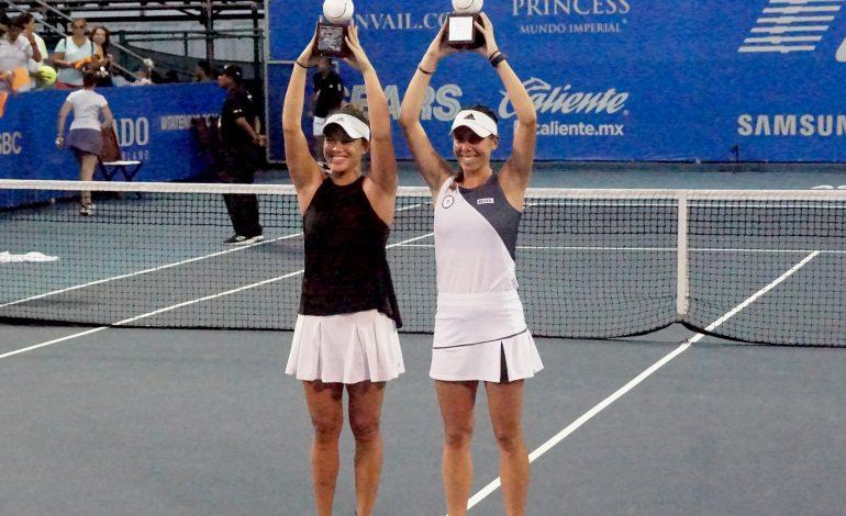Giuliana Olmos, la mexicana que es campeona en Acapulco