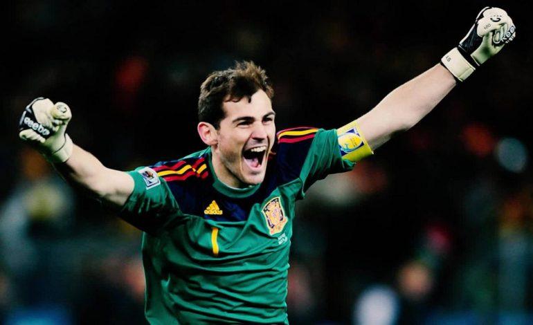Iker Casillas se une a Nadal y Gasol contra COVID-19