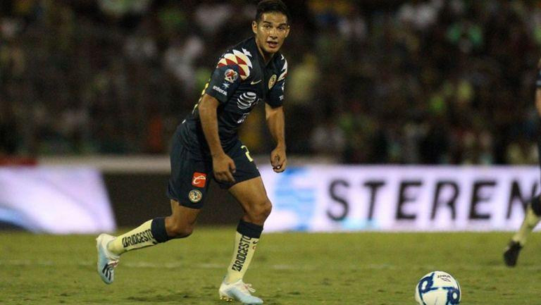 Jugador del América defenderá a selección guatemalteca