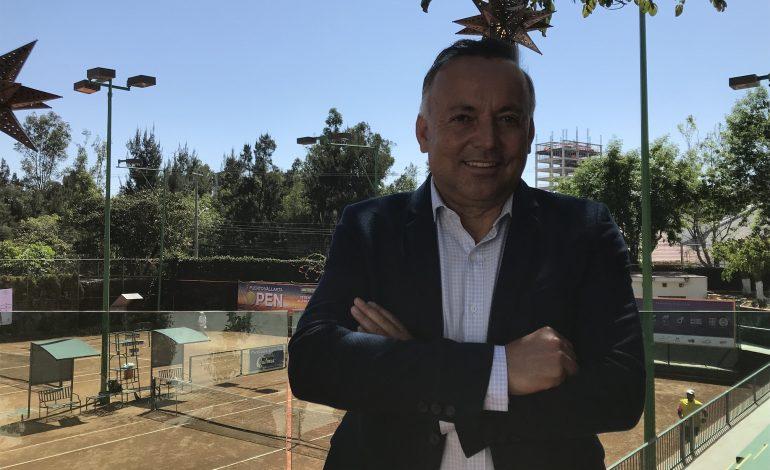 Ex capitan Copa Davis Jorge Lozano nuevo director del Puerto Vallarta Open