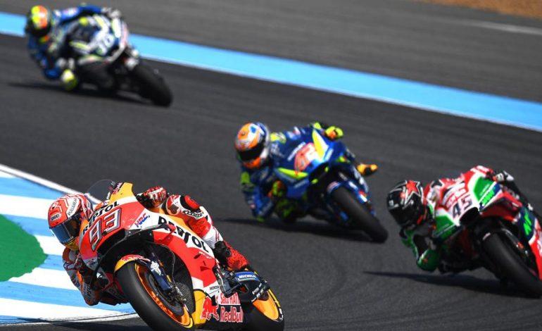 Aplazado el Gran Premio de Tailandia de MotoGP por el coronavirus