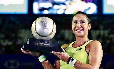 Watson gana el Abierto Mexicano de Tenis ante la canadiense Fernández