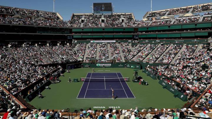Por coronoavirus es suspendido el Masters de Indian Wells