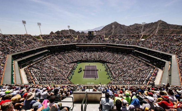 USTA abre posibilidad de jugar US Open en Indian Wells
