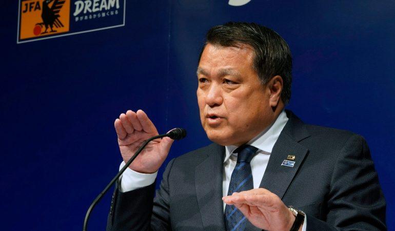 Vicepresidente de Comité Olímpico Japonés da positivo en COVID-19
