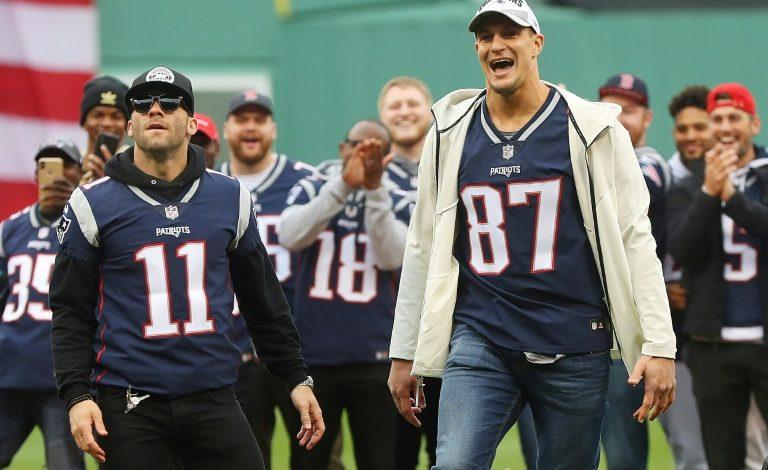 Rob Gronkowski volverá del retiro para unirse a Brady en Tampa Bay