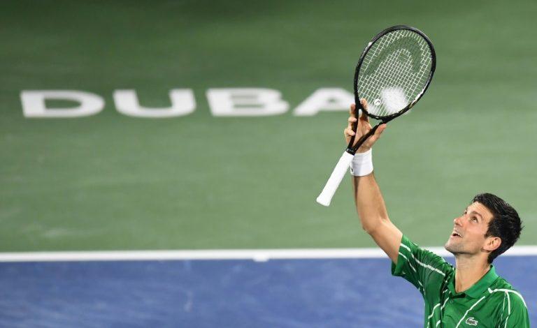 Djokovic iguala el récord de Sampras asegurándose el sexto año como número uno
