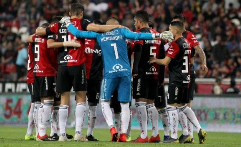 Liga MX informa que todas las pruebas del Atlas salieron negativas