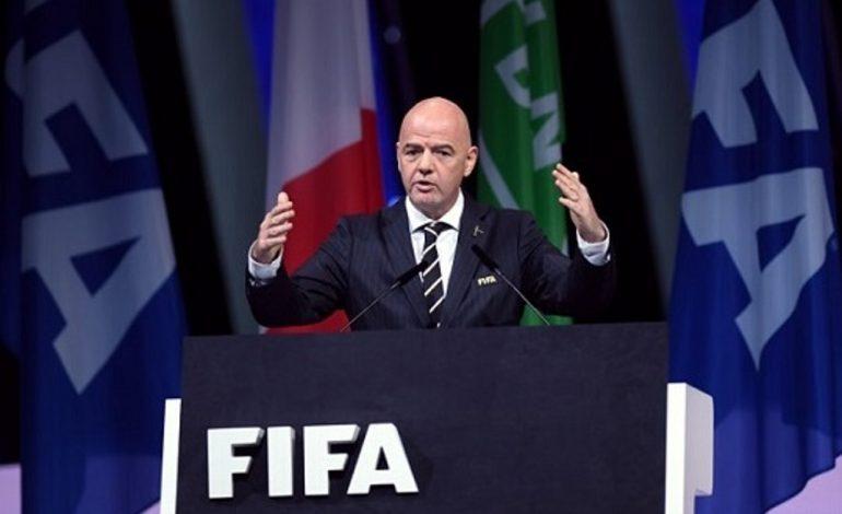 Gianni Infantino, presidente de la FIFA, da positivo por COVID-19