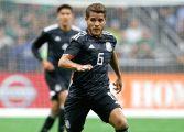 Sería un sueño ir con México a Juegos Olímpicos: Jonathan dos Santos