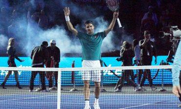 Roger Federer piensa jugar hasta que tenga 100 años