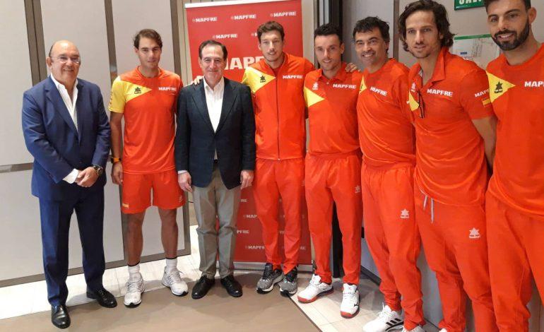 Federación Española de Tenis presenta liga para apoyar a tenistas