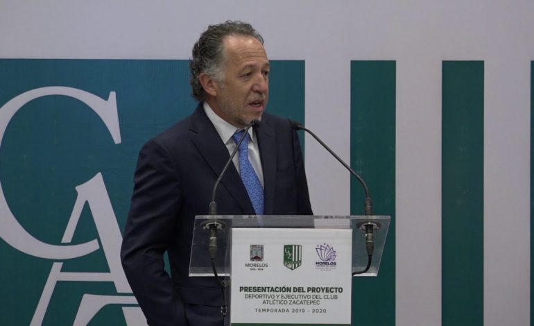 Arana no cumplió, el Zacatepec se va a Morelia
