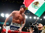 Saúl ''Canelo'' Álvarez ya tiene rival y fecha para su siguiente pelea