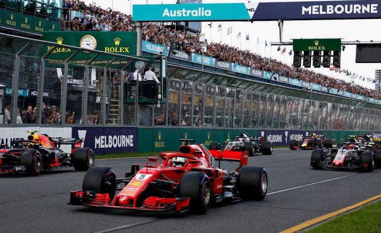 F1 confirma calendario europeo de ocho carreras
