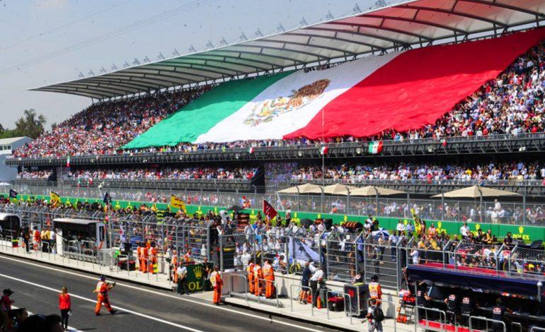 GP de México mantiene su fecha para 2020