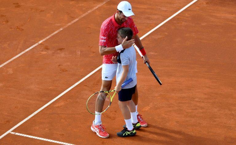 Cancelado el torneo montenegrino del 'Adria Tour' de Djokovic