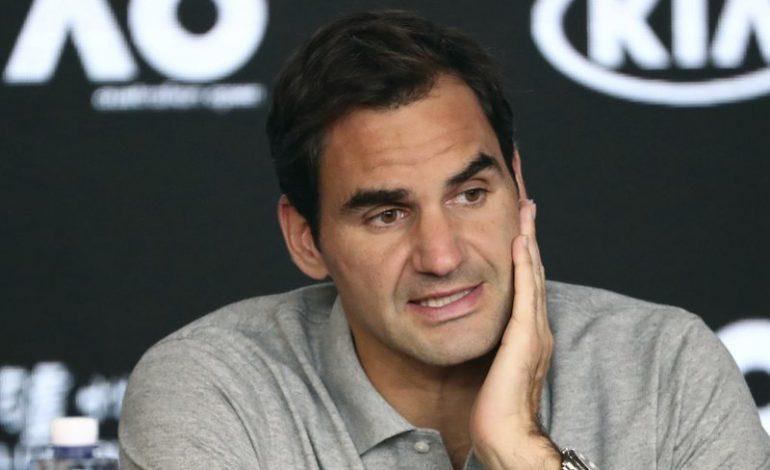 Deportes Federer, baja lo que resta de 2020 por recaída en su lesión