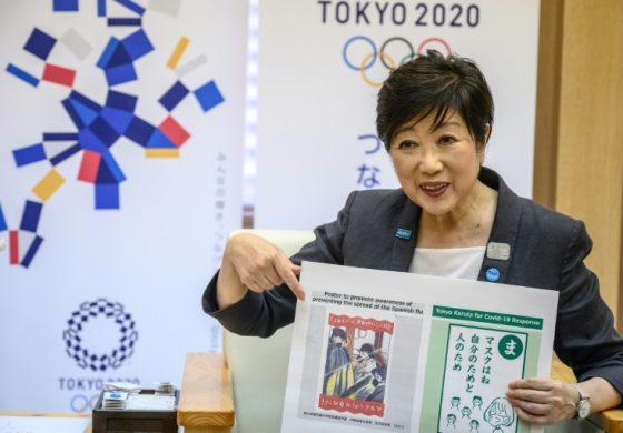 """""""Los Juegos serán seguros"""", dice la gobernadora de Tokio"""