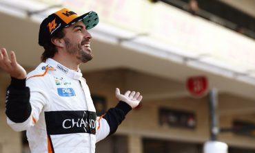 Fernando Alonso volverá a la Fórmula Uno