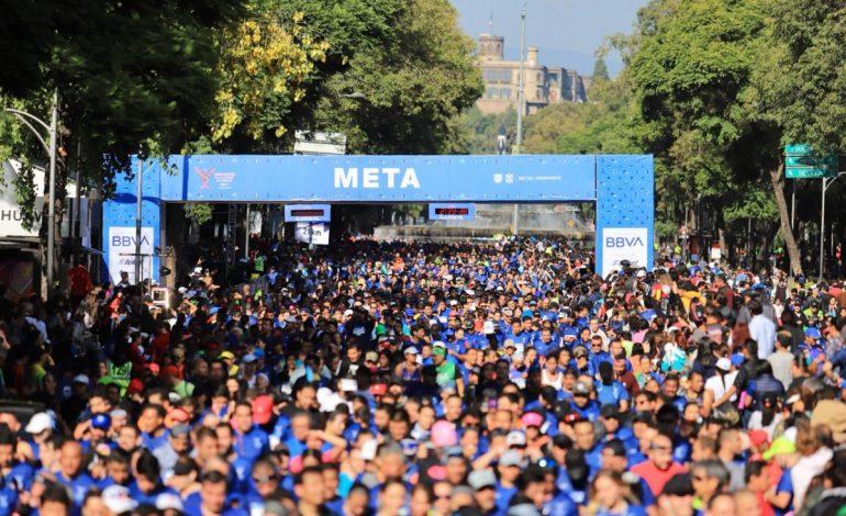 Se cancelan el Maratón de la y Medio Maratón de la Ciudad de México 2020