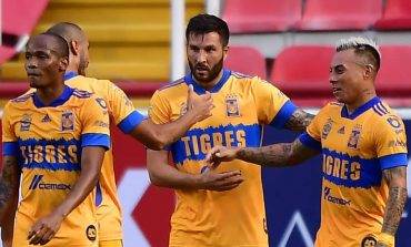 Regresa el fútbol con triunfo de Tigres y doblete de Gignac
