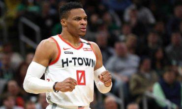 Russell Westbrook da positivo a COVID-19 antes de reanudación de la NBA
