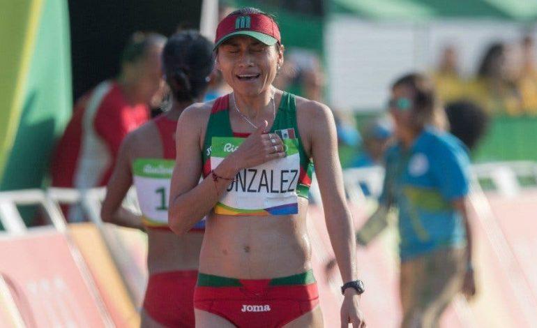 Lupita González queda fuera de los Juegos Olímpicos de Tokio