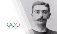 Dibujo original de Pierre de Coubertin de los anillos olímpicos subastado en 185 mil euros
