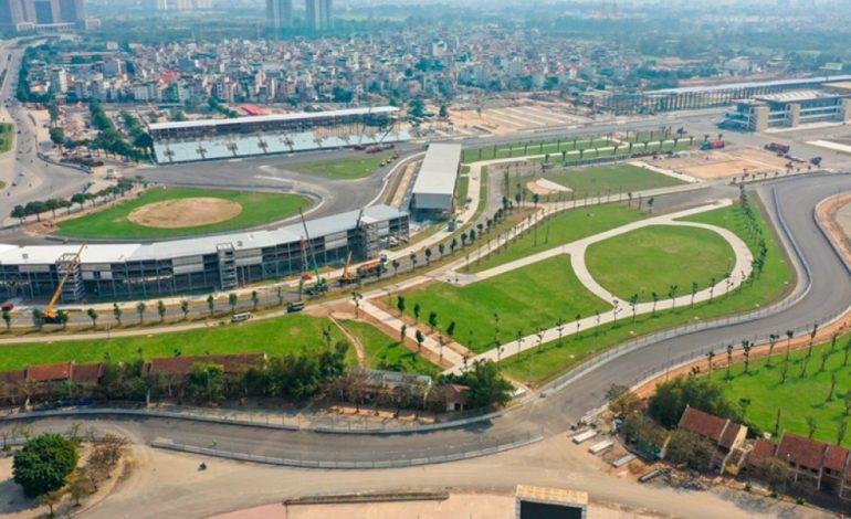 Vietnam podría ser sede de la F1 en noviembre