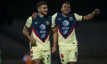 América es líder al golear a Tijuana con doblete de Martín