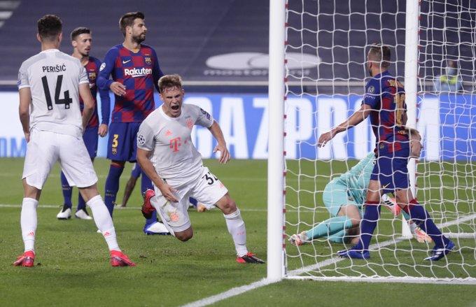 ¡Sin Piedad! Bayern apabulla al Barcelona 8-2