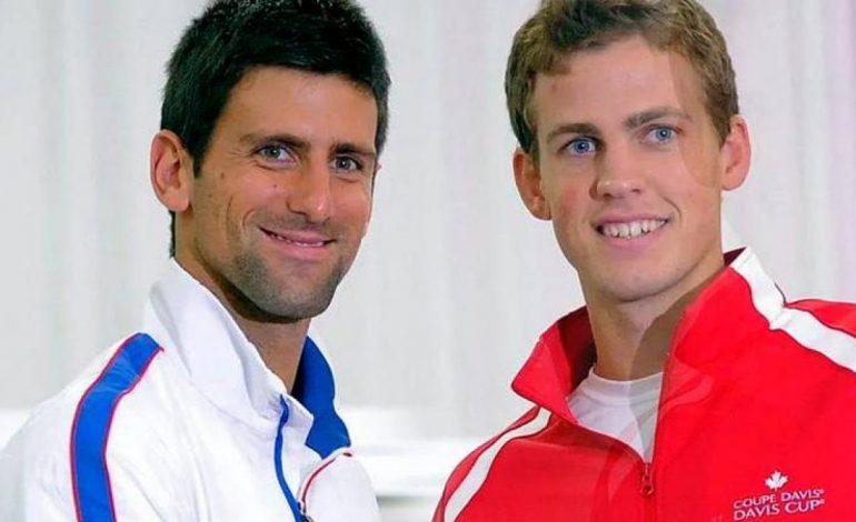 Djokovic y Pospisil buscan formar una nueva asociación de tenistas
