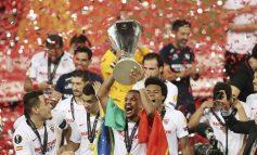 Sevilla vence al Inter y gana por sexta vez la Europa League