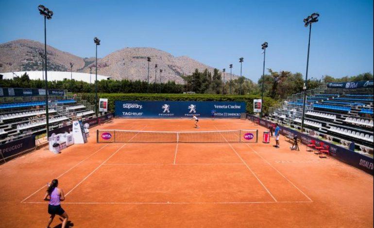 Los ojos del mundo en Palermo por reanudación del tenis
