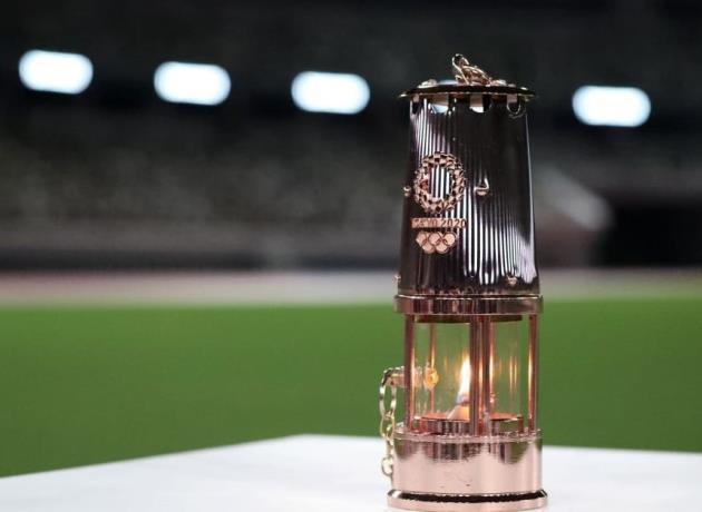 Antorcha olímpica será exhibida a partir de septiembre