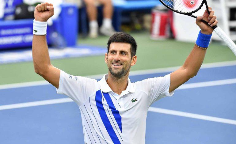 Djokovic empata a Federer con más semanas como número 1