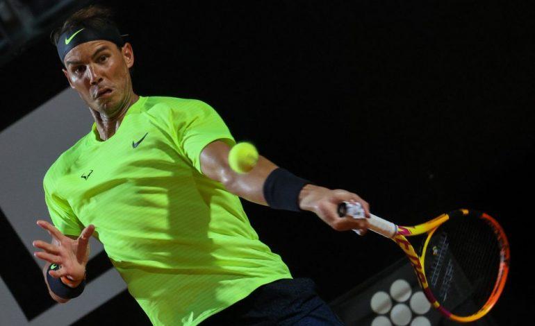Nadal y Djokovic inician con triunfo en Roma