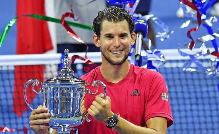 Thiem conquista su primer título de Grand Slam en el US Open