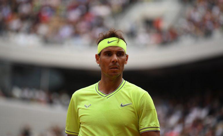 Nadal avanza sin problemas en Roland Garros