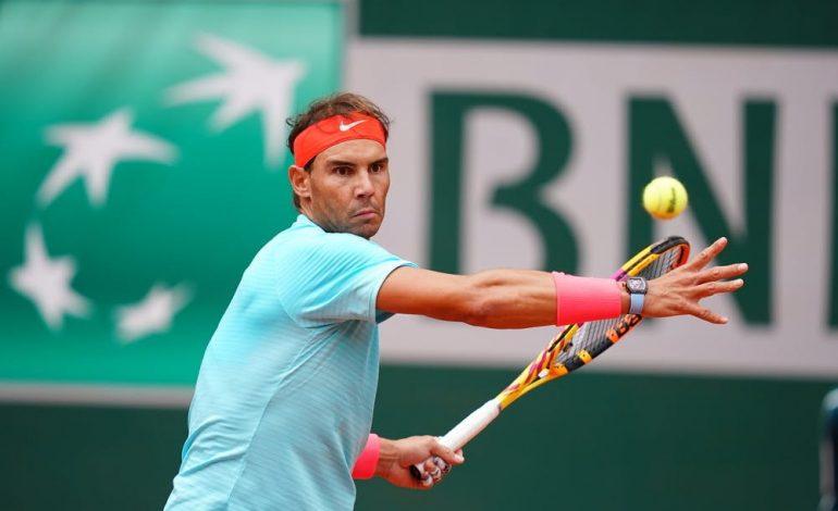 Rafael Nadal avanza a tercera ronda en París