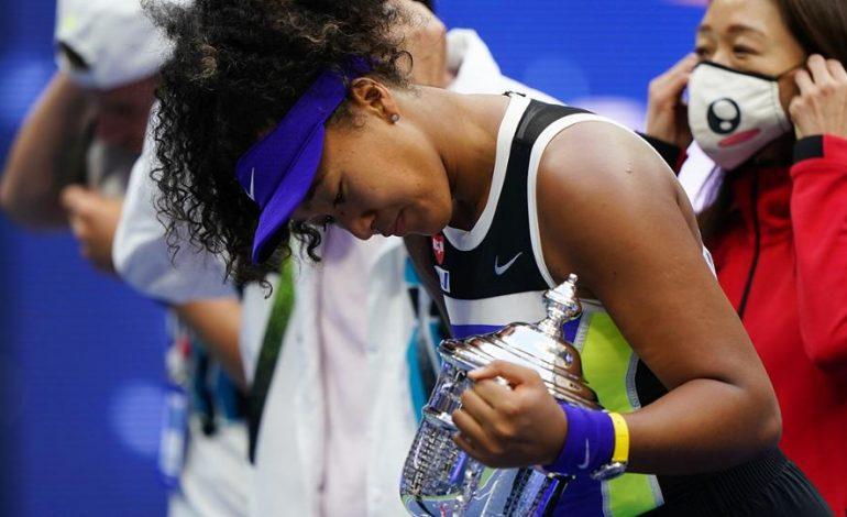 Osaka remonta ante Azarenka y gana el US Open por segunda vez